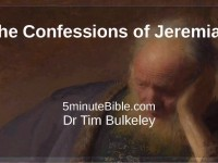 The Confessions of Jeremiah